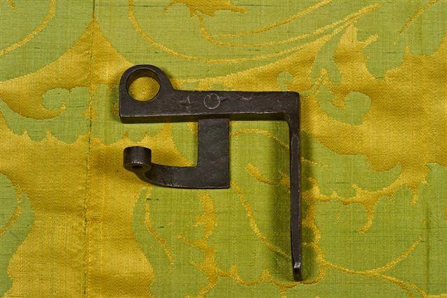 Atelier de forge ROBERT & ROBERT : Tringles anciennes